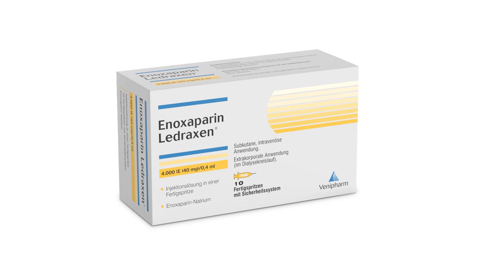 Enoxaparin_Ledraxen_4.000